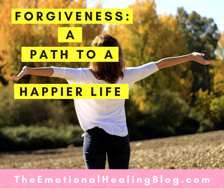 Forgiveness: A Path for a Happier Life